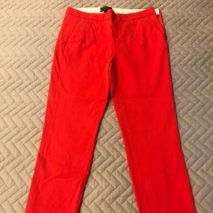 J Crew the Martie ankle pant